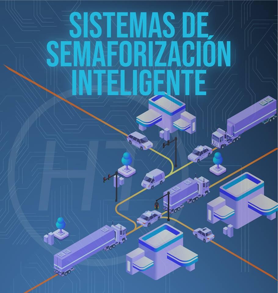 semaforización inteligente en Trujillo