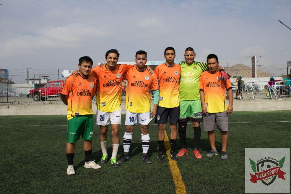 Abrió fuegos el torneo interinstituciones Copa Villa Sport 2018