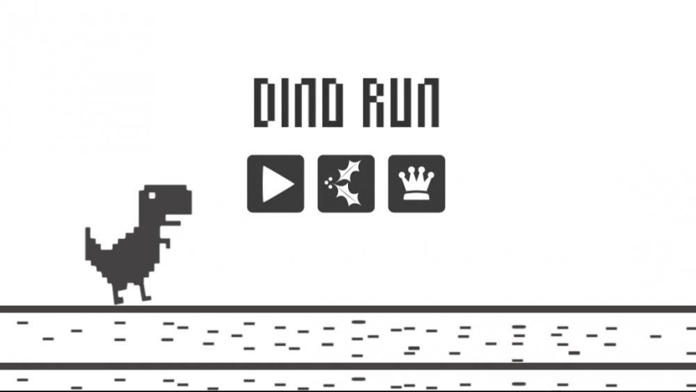 Curiosidades del dinosaurio que aparece en tu pantalla cuando se va tu conexión de Internet
