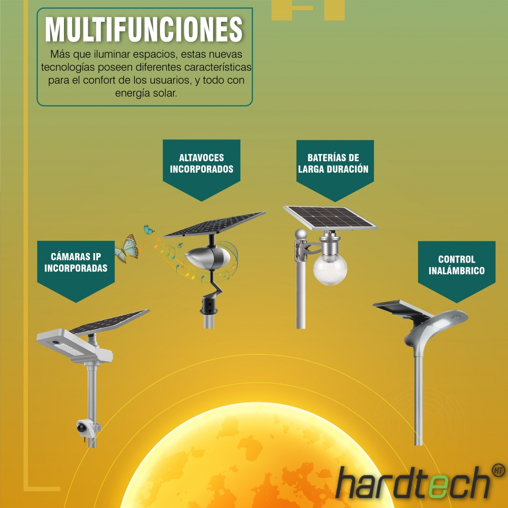 Energía solar en el Perú