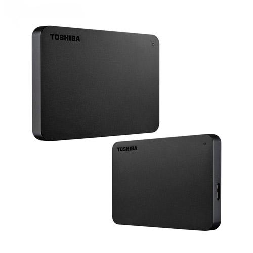 DISCO EXTERNO TOSHIBA CANVIO BASICS, 1TB, USB3.0, NEGRO