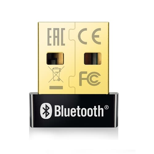 ADAPTADOR NANO USB BLUETOOTH 4.0 TP-LINK TL-UB400, NEGRO