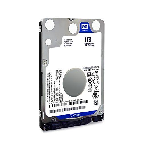 DISCO DURO  WESTERN DIGITAL BLUE WD10SPZX, 1TB, SATA 6.0 GB/S, 2.5''