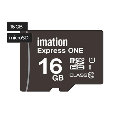 MEMORIA IMATION MICRO-SD EXPRESS ONE 16GB, CLASE 10