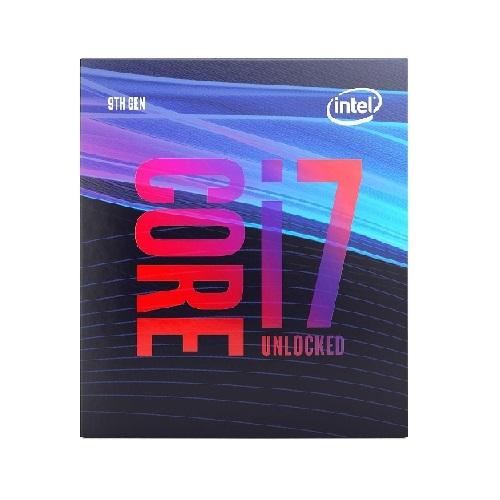 PROCESADOR INTEL CORE I7-9700 3.0-4.70GHZ, L3 CACHE 12MB, 14 NM, LGA1151 9 GEN