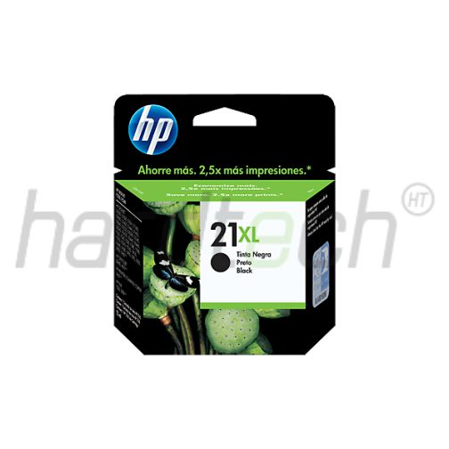 CARTUCHO DE TINTA HP 21XL NEGRO  C9351CL