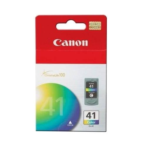 CARTUCHO TINTA CANON 41-CL, TRICOLOR